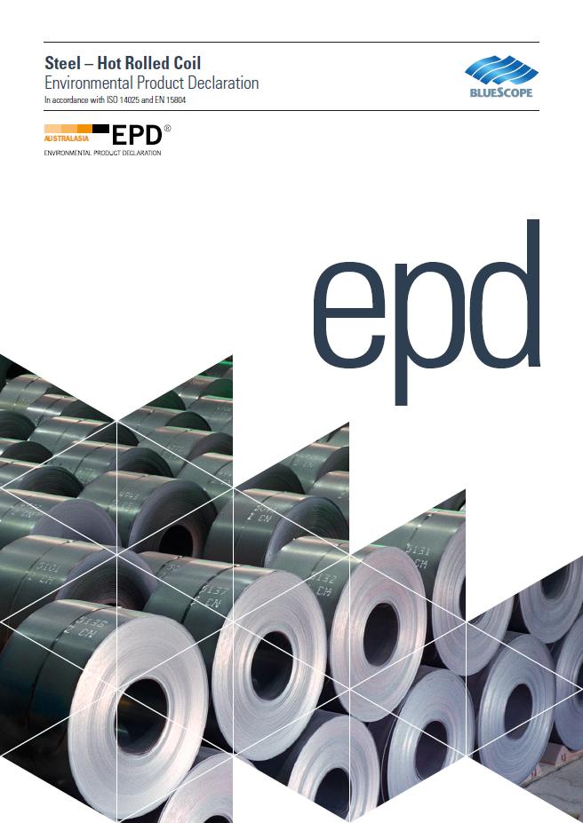HRC EPD Frontpage