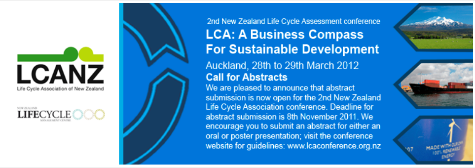 lcanz conference 2012