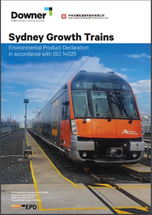 Sydney Growth Trains