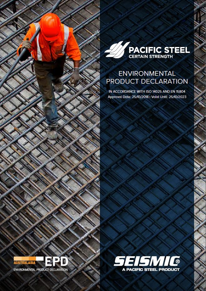 Pacific Steel - Seismic
