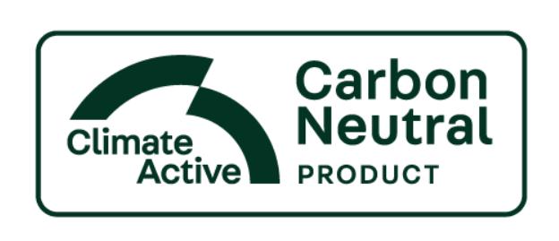 CA carbon neutral product logo